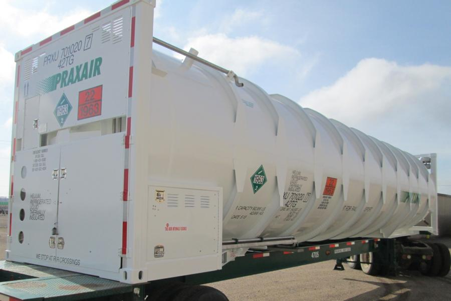 Cryogenic Container