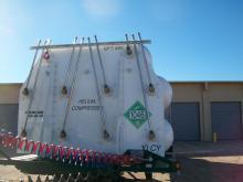 HELIUM TUBE TRAILER - 10 TUBES DOT 3T 2850 PSI 40 FT (1)