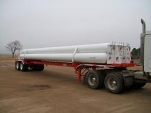 CNG TUBE TRAILER - 7 TUBE ISO 11120 2755 PSI 40 FT E&NE Gas (4)