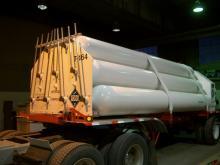 HELIUM TUBE TRAILER - 9 TUBE ISO 11120 3161 PSI 18 FT 6 IN NE Gas Only (2)