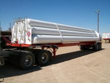 HYDROGEN TUBE TRAILER - 9 TUBES DOT 3AAX 2400 PSI 40 FT (2)