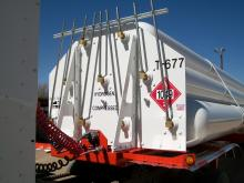 HYDROGEN TUBE TRAILER - 9 TUBES DOT 3AAX 2400 PSI 40 FT (1)