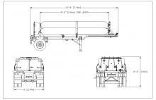 HELIUM TUBE TRAILER - 6 TUBE ISO 11120 3161 PSI 18 FT 6 IN NE Gas Only (4)