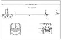 OXYGEN TUBE TRAILER - 8 TUBES DOT 3T 2400 PSI 40 FT (1)